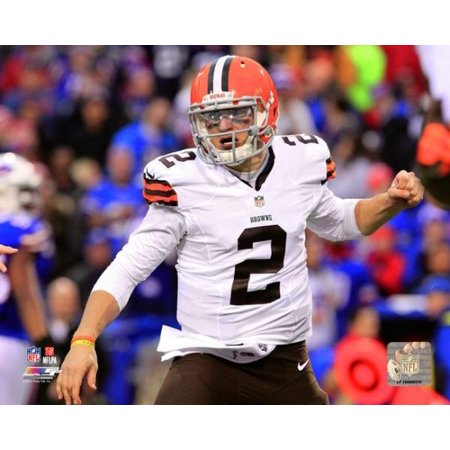 Johnny Manziel 2014 Action Photo - Manziel Halloween