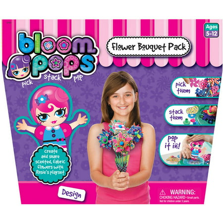 Bloom Pops, Flower Bouquet Pack
