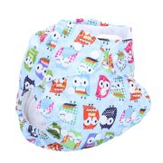 Unisex One Size Waterproof Adjustable Swim Diaper Pool Pant Baby Reusable Washable Pool Cover 21 Pattern