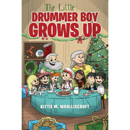 Christmas Music Little Drummer Boy - The Little Drummer Boy Grows Up (Paperback)