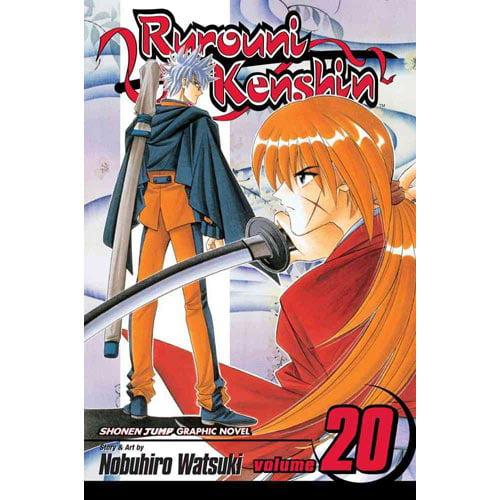 Rurouni Kenshin 20: Remembrance
