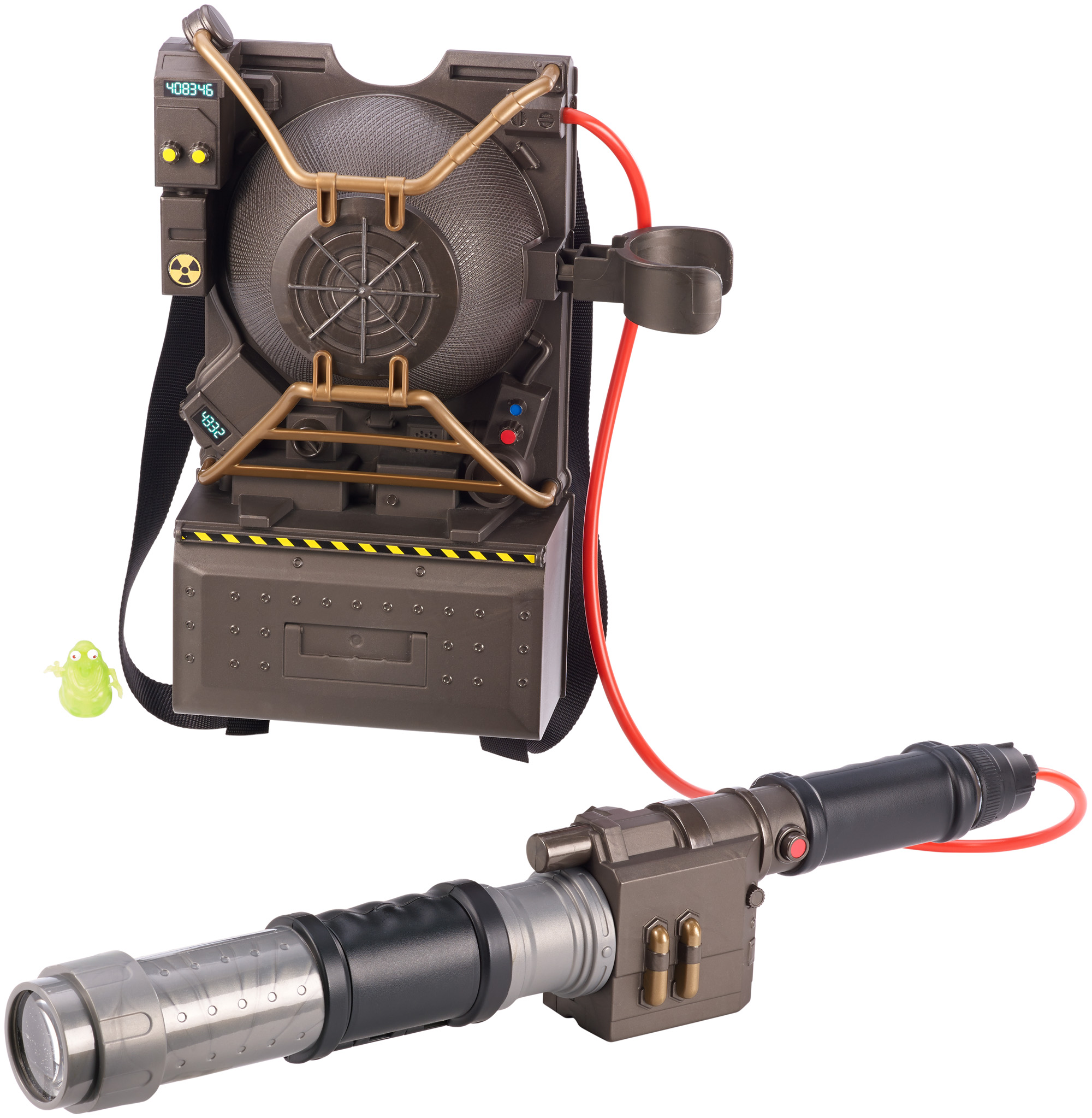 Ghostbusters Proton Pack Projector