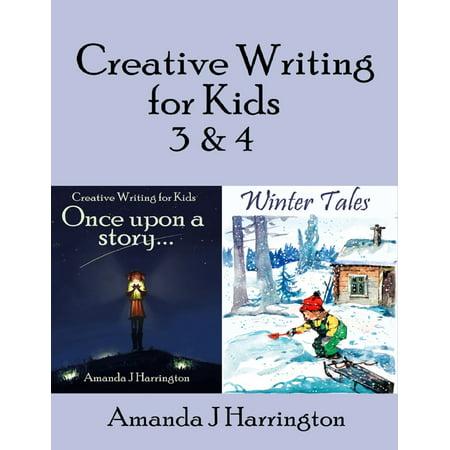 Creative Writing for Kids 3 & 4 - eBook