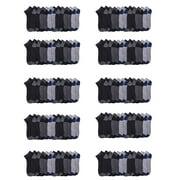 DailyWear Mens Light Weight Spandex Low Cut Casual Socks (Bulk Pack) - 12Pairs, 36Pairs, 60Pairs, 120Pairs