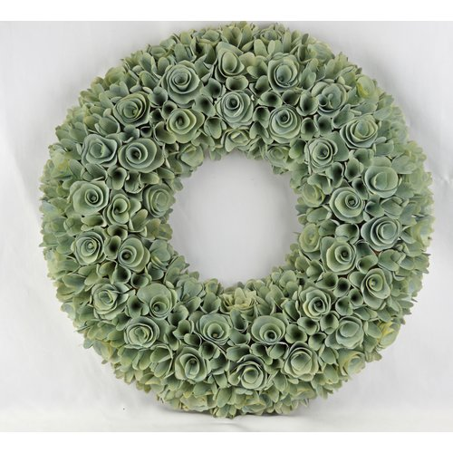 GT DIRECT CORP Woodchip 18'' Wreath