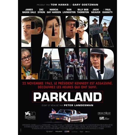 Parkland (2013) 11x17 Movie Poster (French) - Walmart.com - Walmart.com