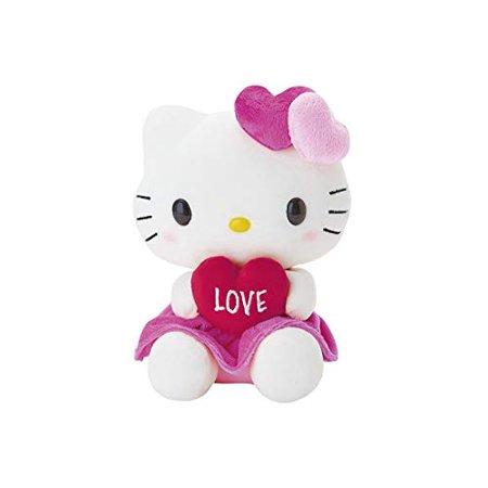 Sanrio JP Hello Kitty Love Plush Toy 8