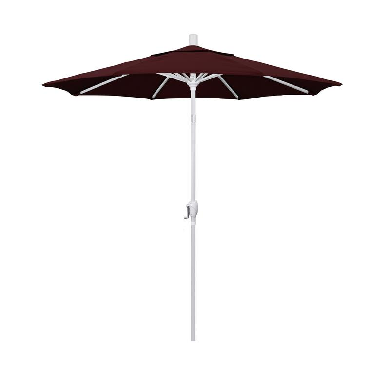 California Umbrella Pacific Trail Series Patio Market Umbrella in Pacifica with Aluminum... by California Umbrella