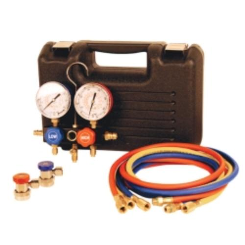 Fjc, Inc. 6799 R134a Manifold Gauge Set