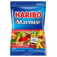 Haribo Starmix Gummi Candies, 8 Oz.