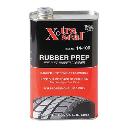 XTRA SEAL Tire Buffer/Cleaner,Flammable,32 oz.