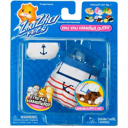 Zhu Zhu Pets, Sailor Outfit