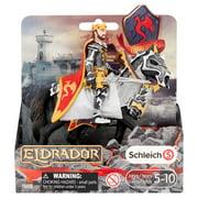 Schleich Eldrador Omborok Dragon Knight King on Horse Toy 5-10 Years