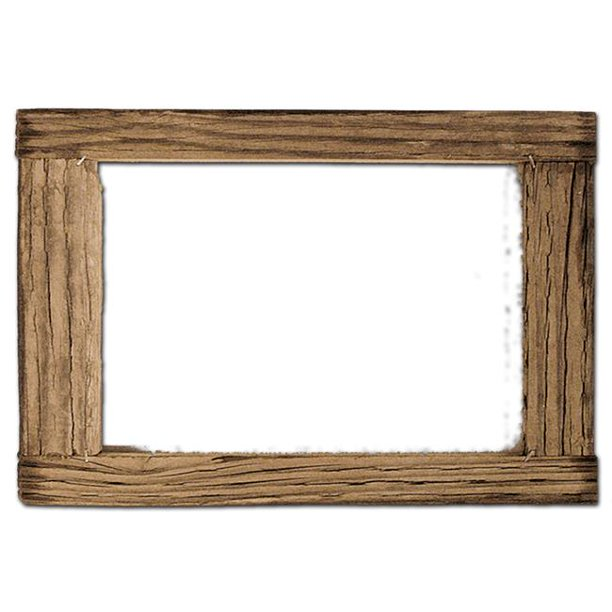 18 X 18 In Sign Wood Frame Walmart Com Walmart Com