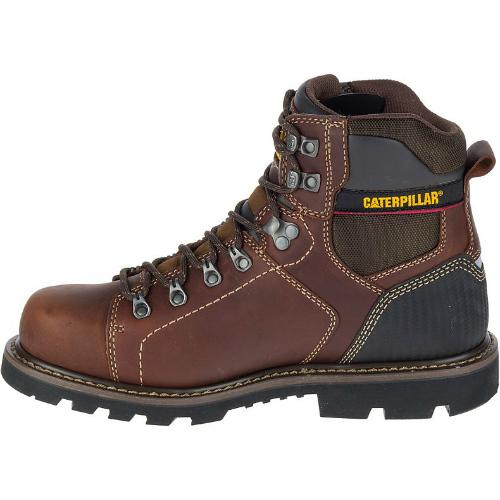 """""""CAT Footwear Alaska 2.0 - Brown 12(M) Alaska Alaska 12(M) Mens Work Boot"""" f33355"""