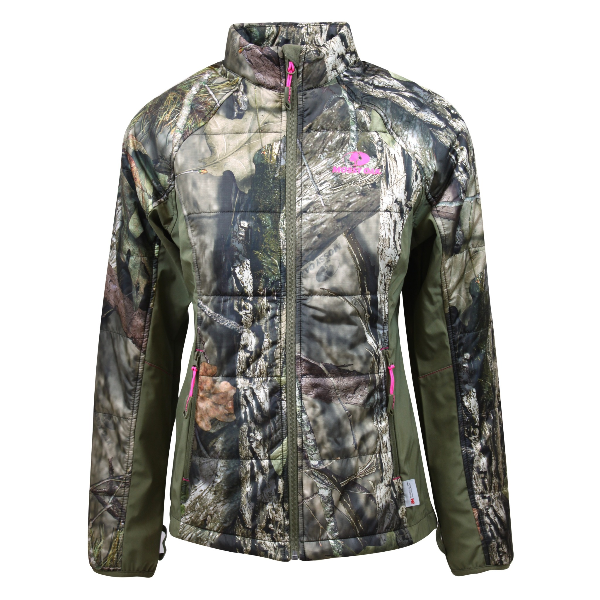Mossy Oak Women's Insulated Jacket