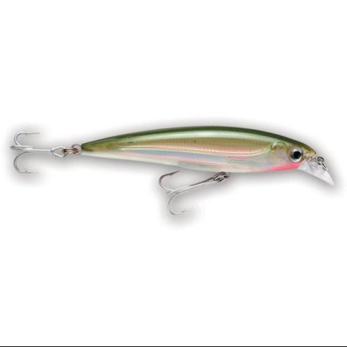 Rapala X-Rap Saltwater Fishing lure (Olive Green) Multi-Colored by Normark Corporation