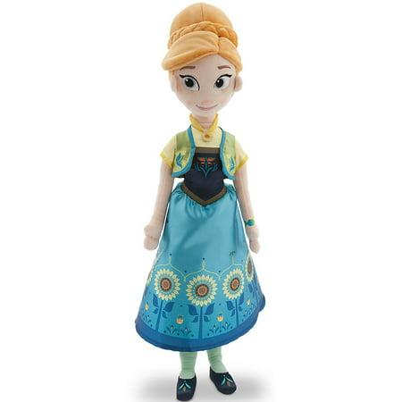 Disney Frozen Frozen Fever Anna Plush