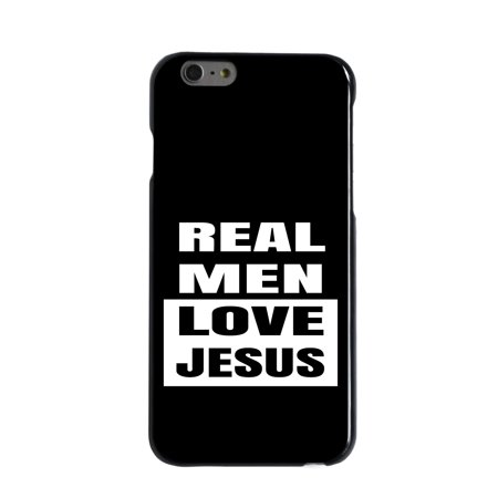 Love Screen - CUSTOM Black Hard Plastic Snap-On Case for Apple iPhone 6 PLUS / 6S PLUS (5.5