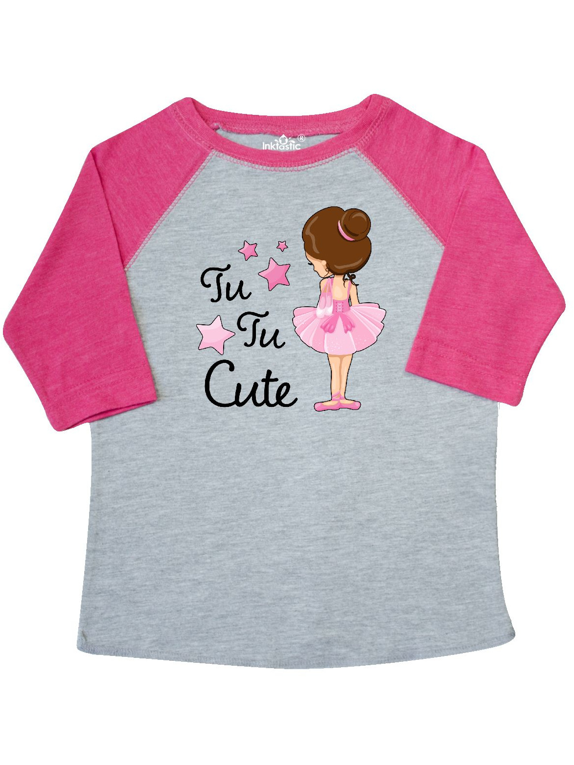inktastic Ice Skating Ice Dancing Toddler T-Shirt