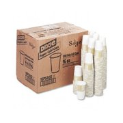 Dixie Pathways Polycoated Paper Cold Cups, 16 Oz, 1200/Carton