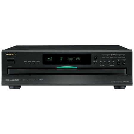 Brand New Onkyo DXC390 6 Disc CD Changer (Onkyo Dxc390 6 Disc Carousel Cd Player Review)