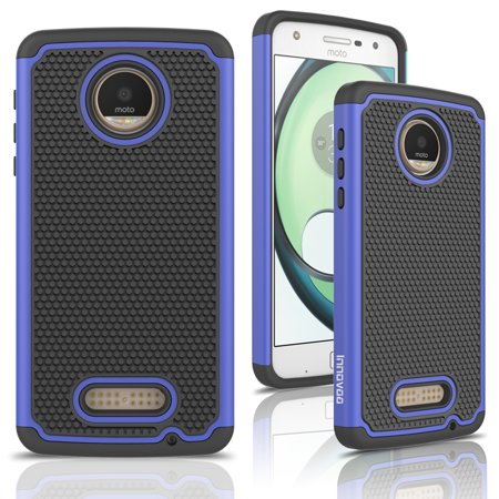 factory price 3b21f 6cdec For Motorola Moto Z Play Droid Case, Shockproof Armor Case