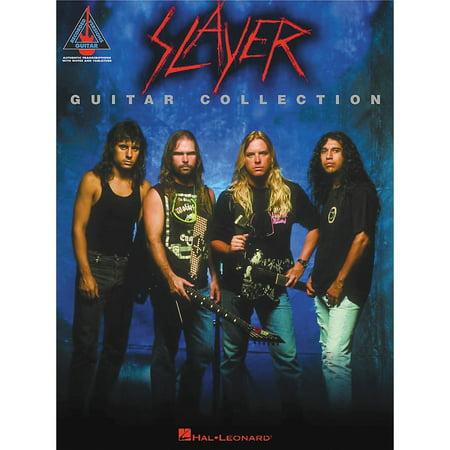 Hal Leonard Slayer Guitar Collection Tab Songbook Collection Guitar Tab Songbook