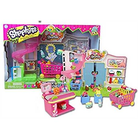 Shopkins Small Mart Playset (Buy Shopkins)