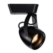 WAC Lighting L-LED820F-WWBK Impulse 120V Track Luminaire,Black