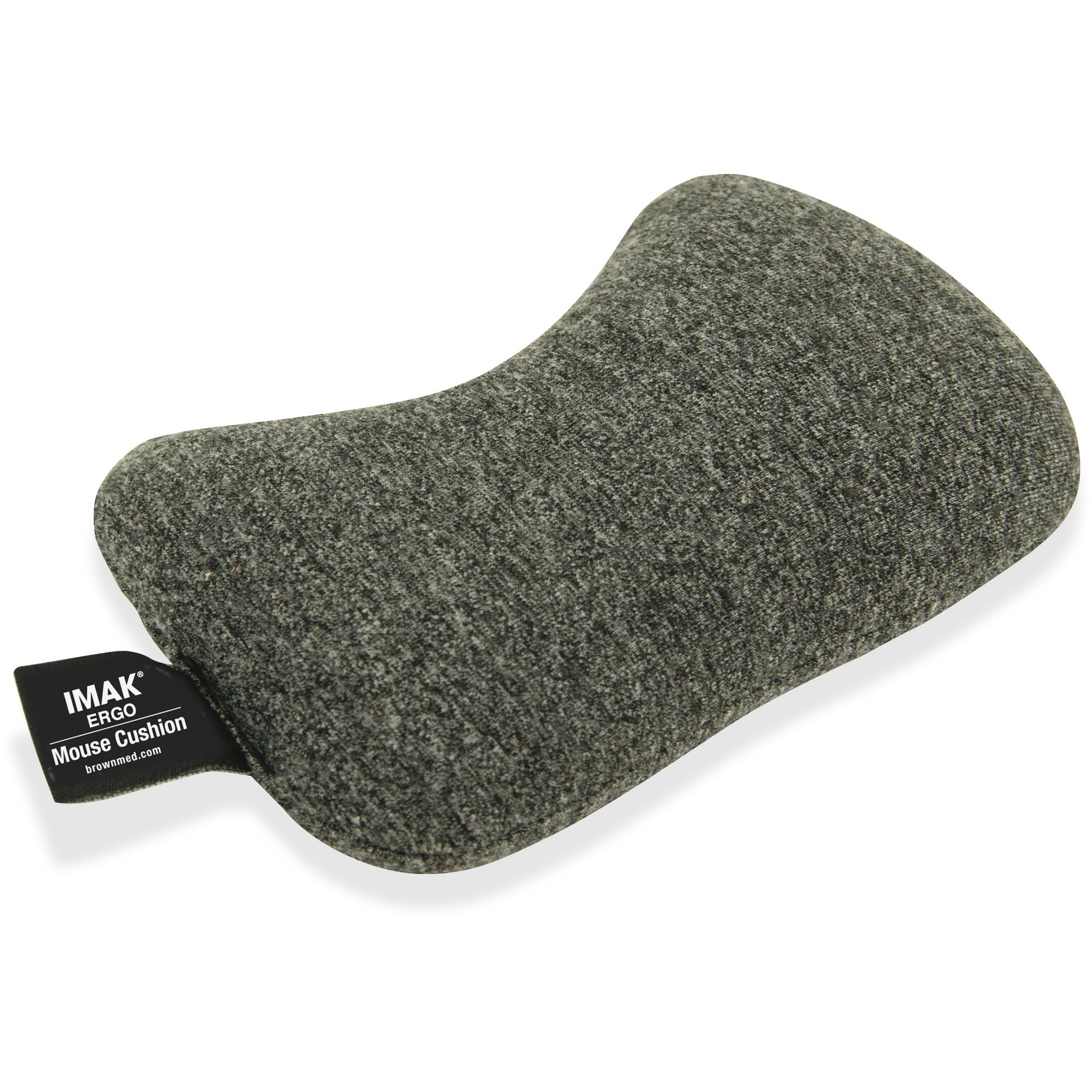 IMAK, IMA10166, Mouse Wrist Cushion, 1, Gray
