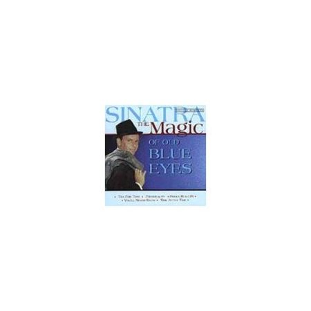 Magic of Old Blue Eyes [Import] [Best of] [Audio CD] Sinatra, Frank
