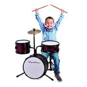 Spectrum AIL 610B Junior Drum Kit, Blazin' Blue