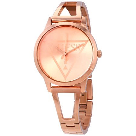 Guess Lola Rose Gold Dial Ladies Watch (Gold Guess)