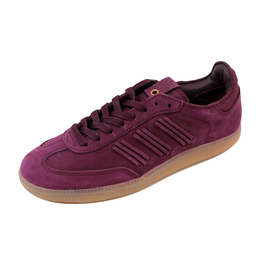 e607770d643b ... canada adidas womens samba w maroon maroon burgundy by2834 1d325 c0775