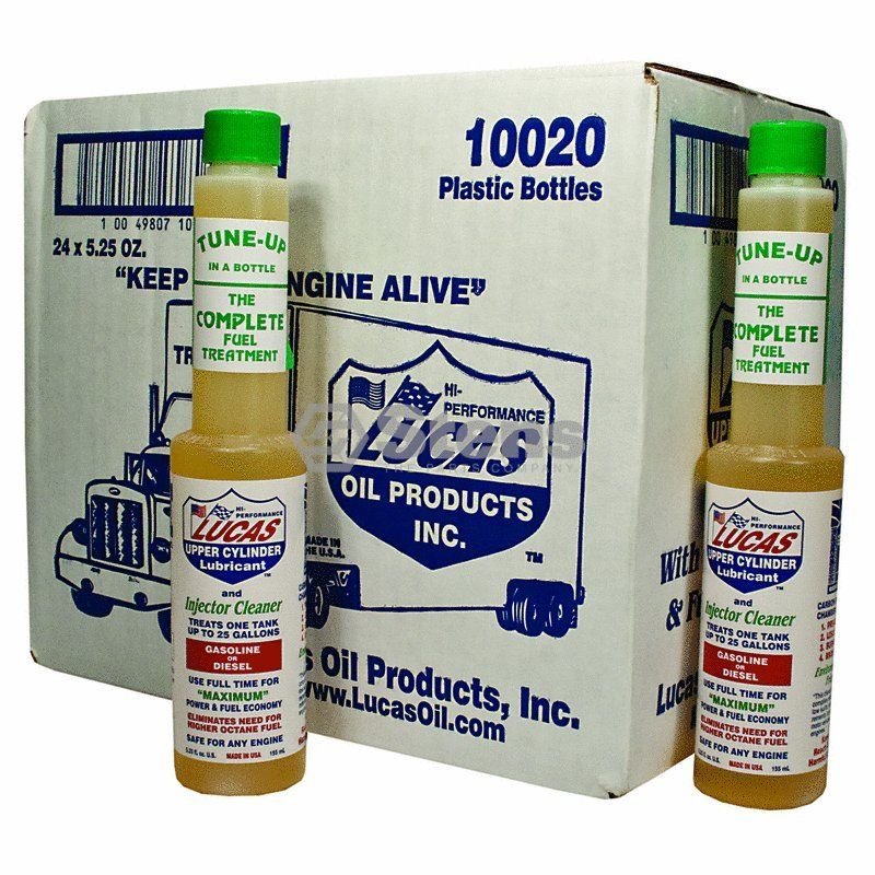Stens 051-519 Lucas Oil Fuel Injector Clnr
