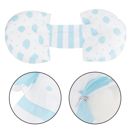 Yosoo Pregnancy Pillow Waist Back Belly Support Multifunctional U-shaped Cushion,Pregnancy Pillow, Multifunctional Pregnancy Pillow - image 5 de 7
