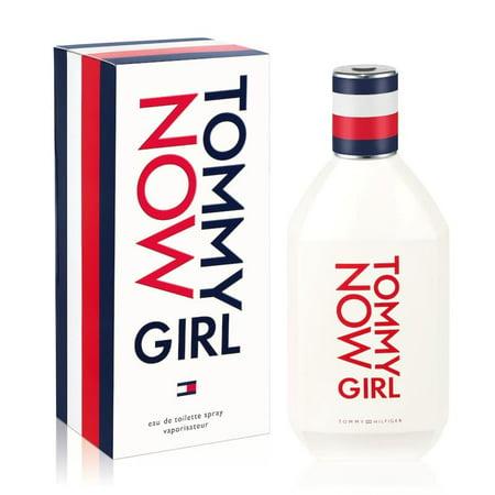 Tommy Girl Now by Tommy Hilfiger Eau De Toilette Spray 3.4 oz for Women (Tommy Hilfiger Shop Online)