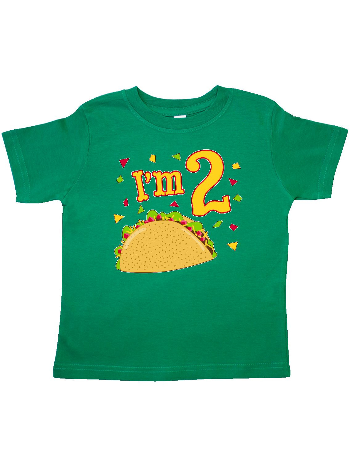 Im Two- taco birthday party Toddler T-Shirt
