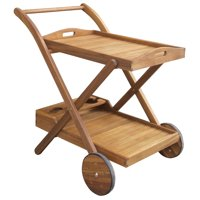 Leigh Country Serving Cart With Tray