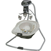 Best Baby Swings - Graco Simple Sway LX with Multi-Direction Baby Swing Review