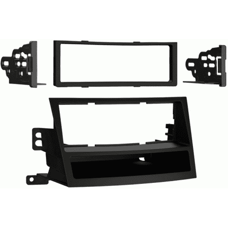 Interior Wood Dash Kit - Metra 99-8903B Stereo Installation Dash Kit for 2010 Subaru Outback/Legacy