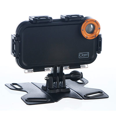 Iclam - Waterproof Extreme Sports Case For Your Iphone 4 ...