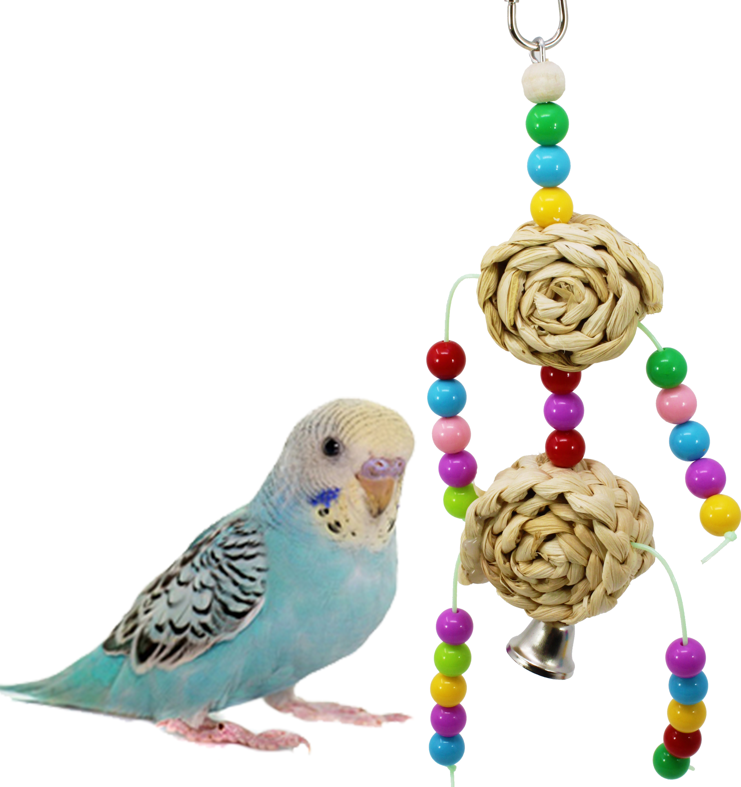 Bonka Bird Toys 1378 Rolly Polly Bird Toy