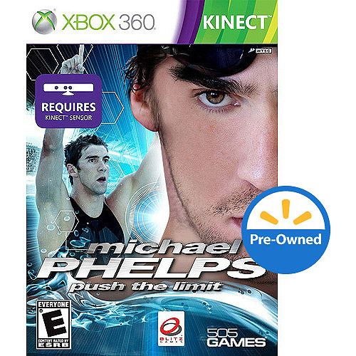 Michael Phelps: Push The Limit (Xbox 360) - Pre-Owned