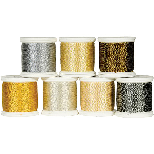 YLI Corporation Silk Sparkle Thread, 100 Meters
