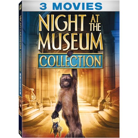 Night At The Museum 3-Movie Collection (Museum Of Modern Art Starry Night)