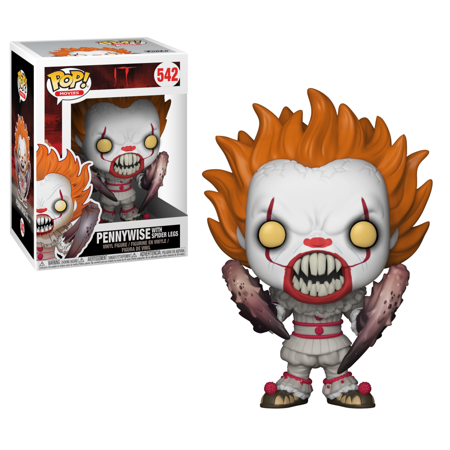 POP Movies: IT S2 - Pennywise (Spider Legs)