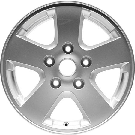New Aluminum Alloy Wheel Rim 17 Inch Fits 2009-2012 Dodge Ram 1500 5-139.7mm 5