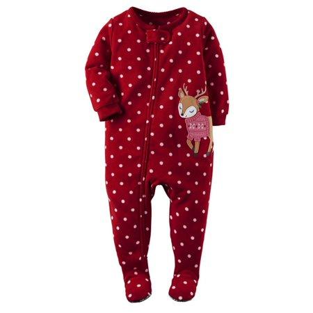 763b39c05 Binmer® Newborn Infant Baby Girl Deer Long Sleeve Romper Jumpsuit ...